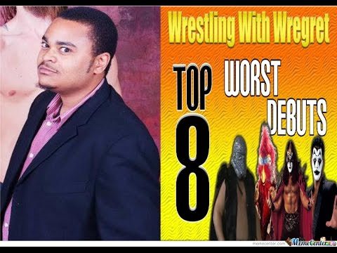 Top 8 Worst Debuts | Wrestling With Wregret Real-Time Review