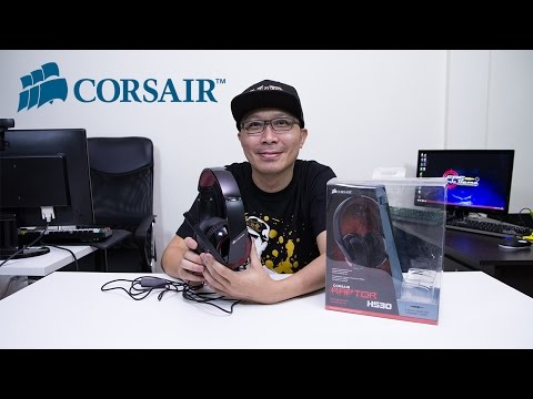 รีวิว: Corsair Raptor HS30