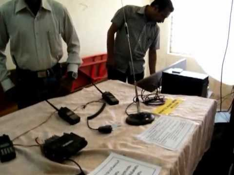 Ham Radio Stall @ Engineering College , Painavu IDUKKI