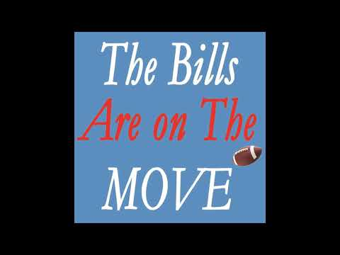 The Bills are on the move By Taylor Made Jazz