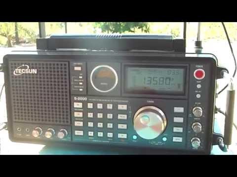 13580 kHz Radio Blangadesh Betar , Dhaka , Blangadesh