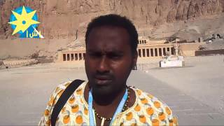 بالفيديو: مخرج سودانى : مصر بلد جميل ونحب أن تستمر فى دعم السينما