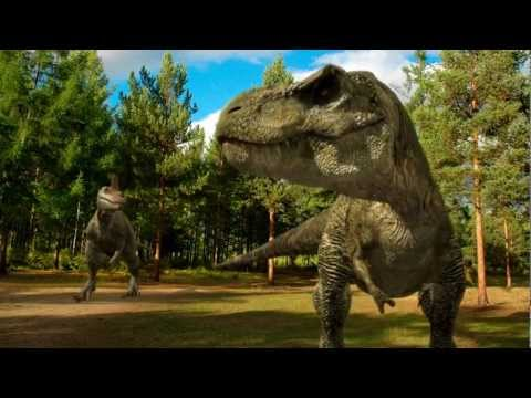 DINOSAURS - T-Rex VS. Spinosaurus - The Reason Why They Hated Each Other (2)
