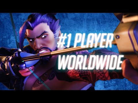 """#1 Ranked Overwatch Player """"WRAXU"""" Montage"""