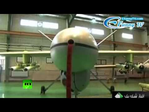 Video Iran unveils attack drone dubbed Shahed 129NewsDay