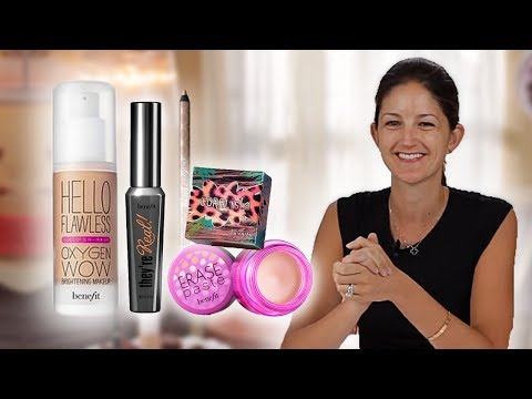 Benefit Cosmetics UK: Out The Door In A FLash with Maggie Ford Danielson