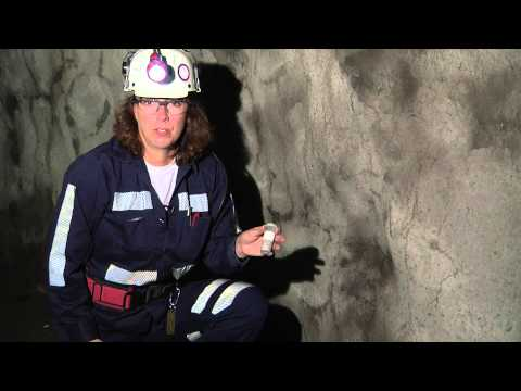 NIOSH OMSHR Using Meter on Representative Mine Samples (Part 5 of 5)