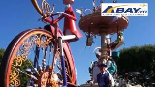 Abay.vn - Du Lịch Mỹ - Lạc Vào Thế Giới Cổ Tích Ở Disneyland