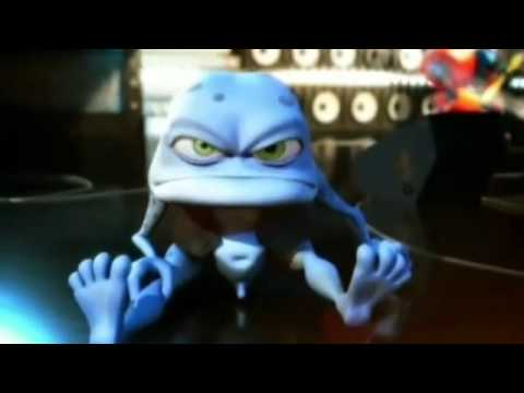 Crazy Frog - Daddy Dj video