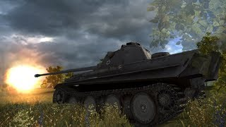 ◀World of Tanks - Cat Fight, ft Panther
