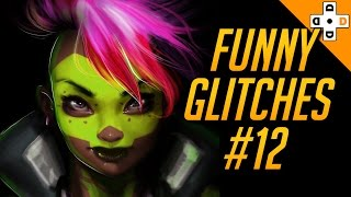 Overwatch Funny Glitches, Bugs & Lag Moments #12 - Highlights Montage - SOMBRA HACKED THE GAME