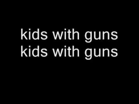 Gorillaz &#039;Kids with Guns&#039; - Lyric Video