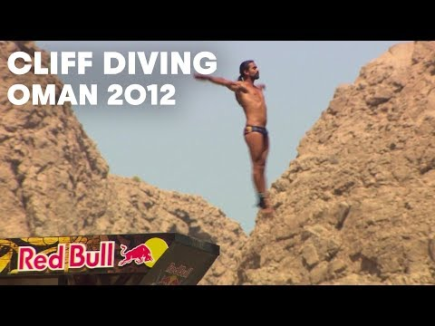 Cliff Diving in the Desert - Red Bull Cliff Diving 2012 Oman - TEASER