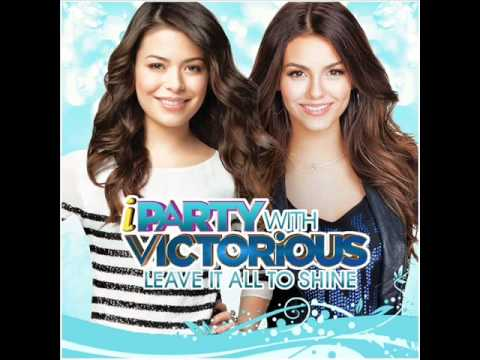 Leave It All To Shine [itunes Full Song] From Victorious-icarly Crossover, Iparty With Victorious video