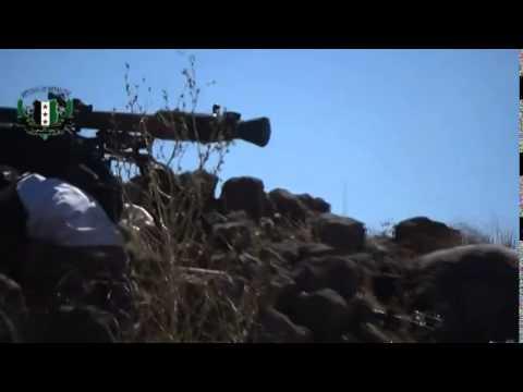 رسف درعا تل الحارة اشتباكات بين قوت الأسد و كتائب الجيش الحر 5 10 2014