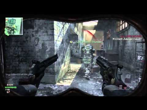 CoD Modern Warfare 3 - Infected MOAB!