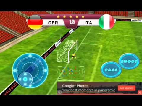 Free best football game 2014 android - soccer game