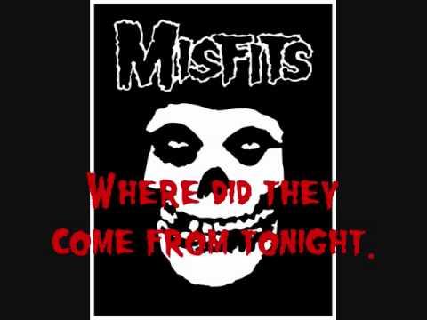 Hollywood Babylon- The Misfits (Lyrics)