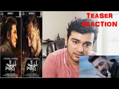 The Villain Kannada Teaser Reaction
