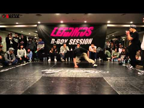 TOP KOREAN BBOY SETS of April 2013 / Allthatbreak.com