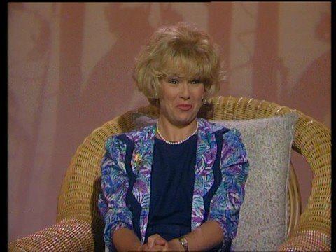 Julie Walters does Mary Brazzle