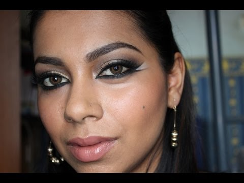 Dramatic Arab Inspired Makeup Using Urban Decay Naked 2 Palette video