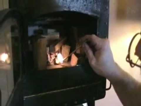 Mini 12 Tiny Wood Burning Stove Youtube