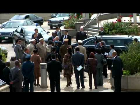 President Jacob Zuma in Algeria