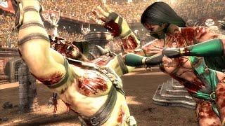 Mortal Kombat Komplete Edition  Jade vs Shao Kahn