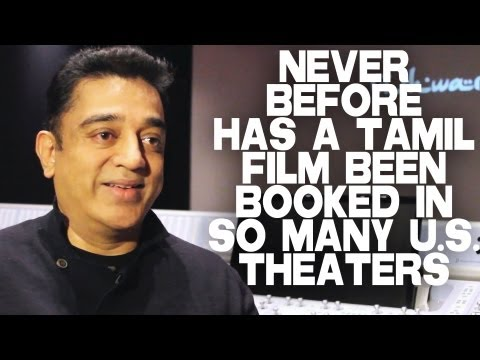 Never Before Has A Tamil Film Been Booked In So Many US Theaters by Kamal Haasan