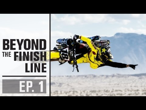 Beyond The Finish Line - Episode 01...