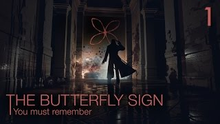 Konzentration ★ THE BUTTERFLY SIGN #1 ★ Let's Play