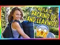 KAYLA IS PACKING UP AND LEAVING We Are The Davises mp3