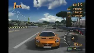 Gran Turismo 3: A-Spec #23 A - European Championship - Amateur League