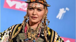 Madonna says she feels 'raped' by New York Times profile