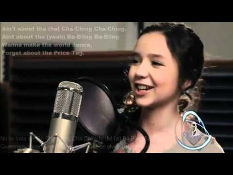 Maddi Jane Letra Price Tag Jessie video