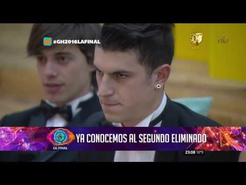 Leandro, el segundo en despedirse de la final de GH