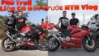[Vlog12] PHD Troll Có Bắt Chước NTN Vlog Không?| Tài Pô Độ | 0947.22.1234