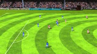 FIFA 14 Android - Fleetwood Town VS Chesterfield