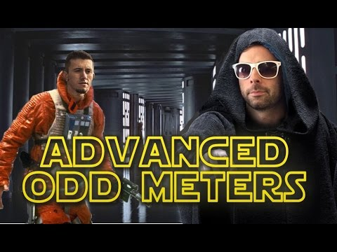 Advanced Odd Meters 1 feat Chris Paprota - The 80/20 Drummer