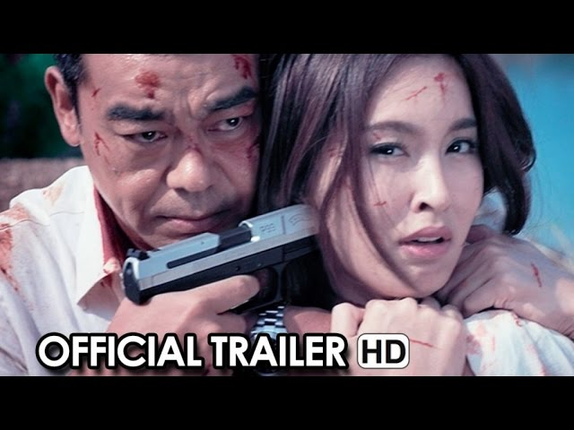 THE WHITE STORM Official Trailer (2015) - Ching Wan Lau Action Movie HD