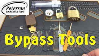 (772) Review: Peterson DAMES Lock Bypass Kit