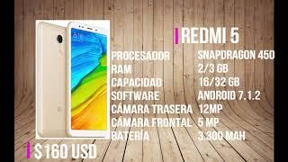 TOP 5 MEJORES SMARTPHONES POR MENOS DE 200 DOLARES