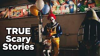 Top 15 Nightmare Fuel TRUE Scary Stories
