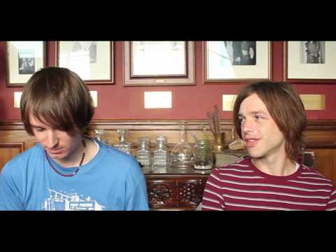 Nine Black Alps Fan Questions - Part 2 - September 2012