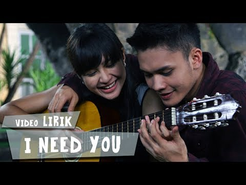 Randy Pangalila & Mikha Tambayong - I Need You (lirik) video
