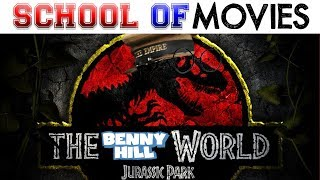 The Lost World: Jurassic Park / Benny Hill With Dinosaurs