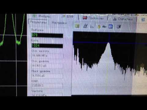 Частота Феррорезонанса и ток подмагничивания.