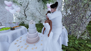 Olando & Joi Second Life Wedding - 5.5.17
