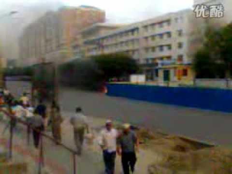 新疆乌鲁木齐暴动视频 / Urumqi unrest